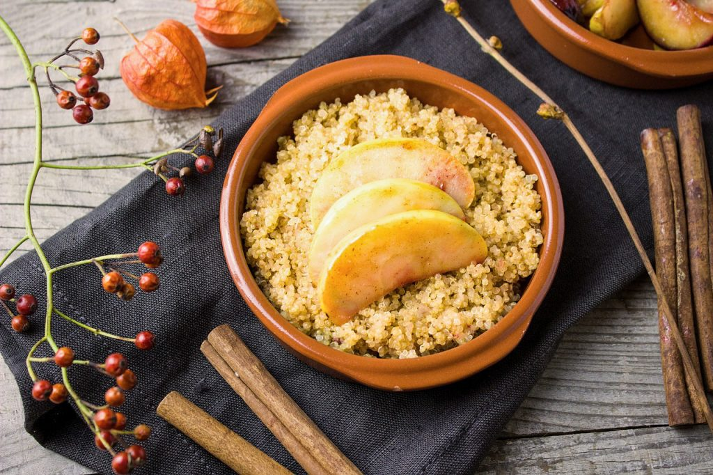 Traditional Foods Revival - Quinoa