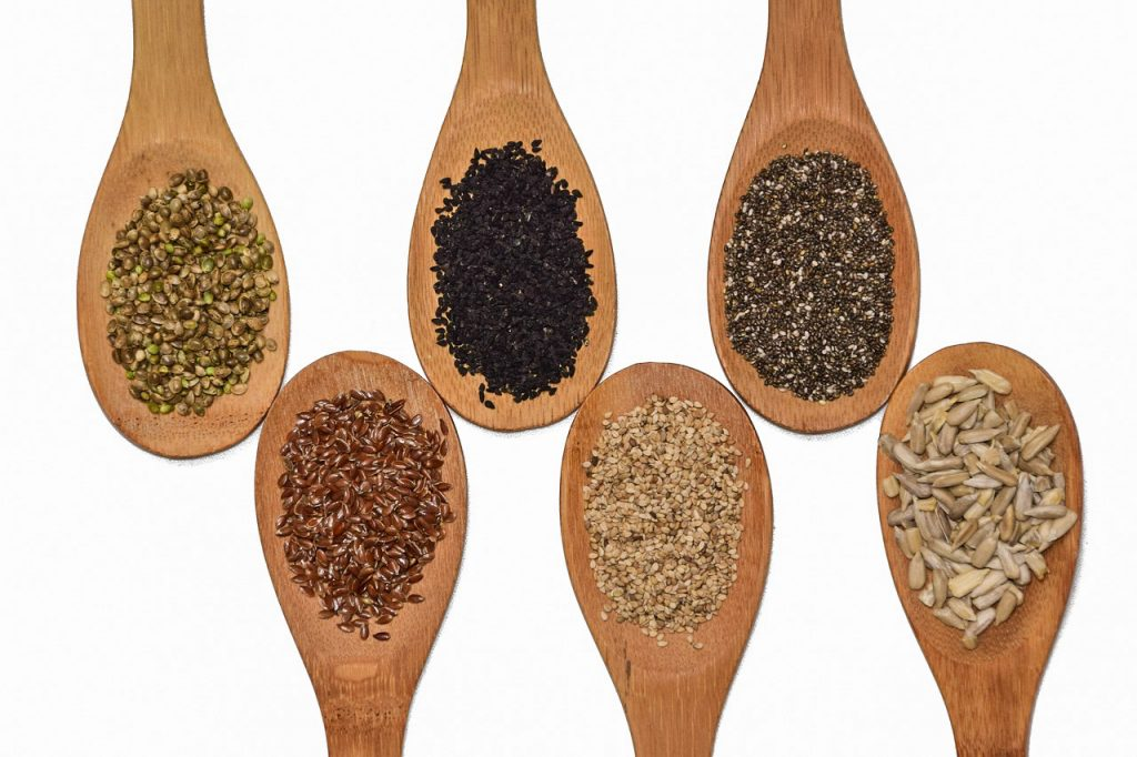 Traditional Foods Revived - Seeds and Grains