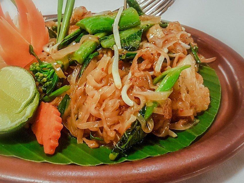 Jim Thompson Vegetarian & Vegan Dining Review