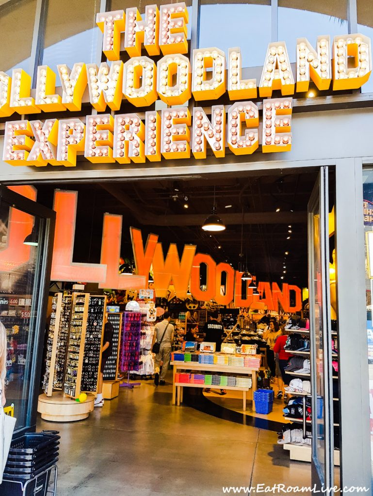 Everything LA at Hollywood Experience Store