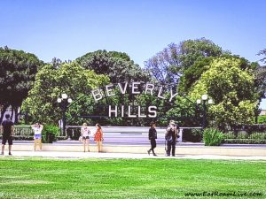 Beverly Hills - Home to the rich and famous