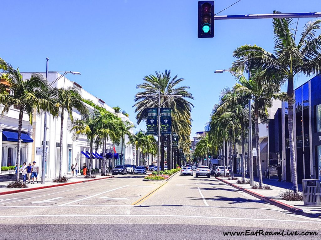 Rodeo Drive - Beverly Hills, Los Angeles