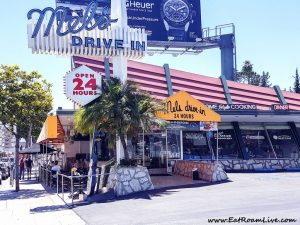 Mels Drive In, Sunset Strip