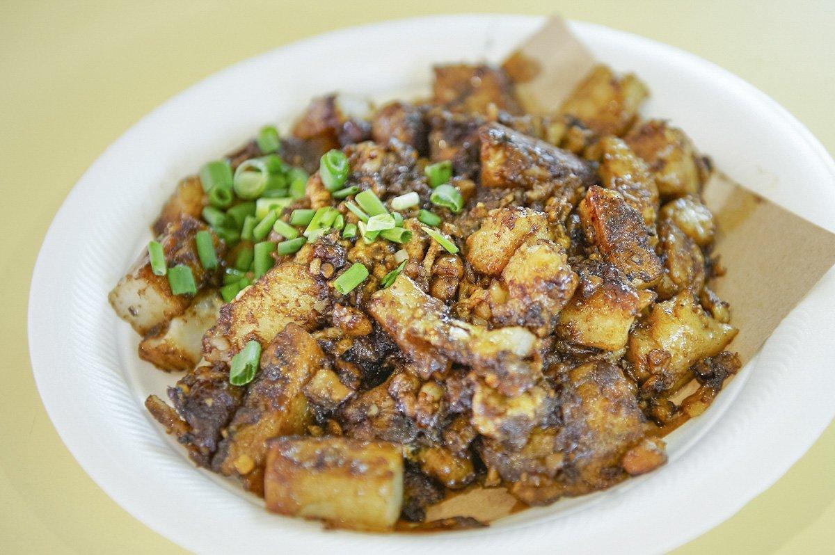 Best Local Vegetarian Vegan Dishes Singapore