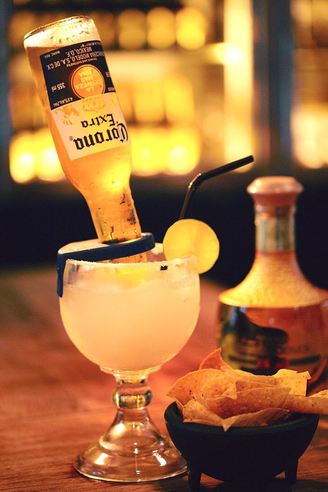 Señor Taco's Corono Rita