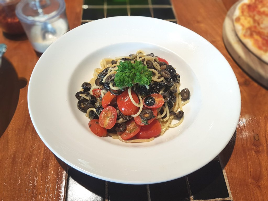 Reminiscing over the San Giovannese at Pasta Fresca, Singapore