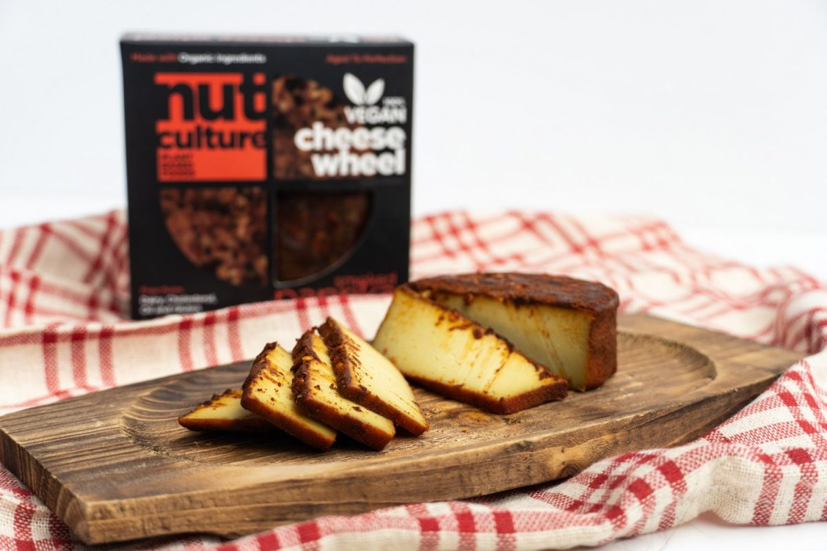 Nut Culture Vegan Dairy Free Cheese