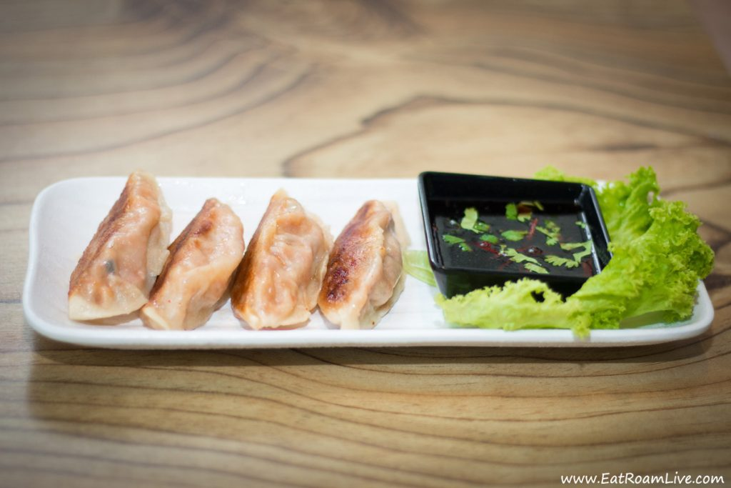 The Korean version of Spring Rolls at Boneless Kitchen