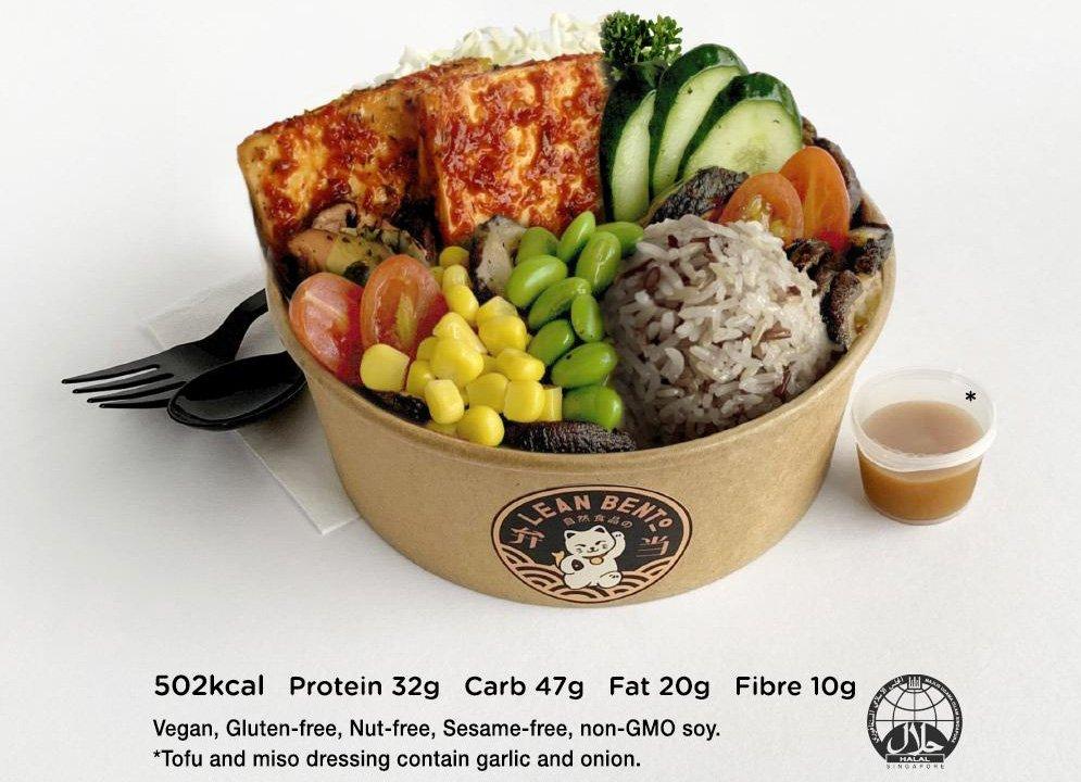 Best Vegetarian Japanese food in Singapore