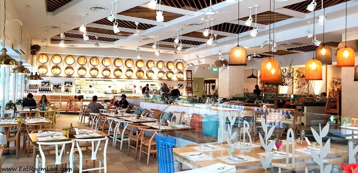 Bakalaki Greek Restaurant Singapore