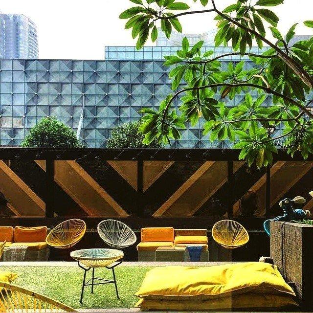 Bar Canary, Roof Top Bar,