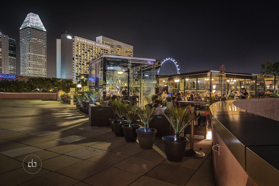 Orgo, Roof Top Bar, night club, Singapore