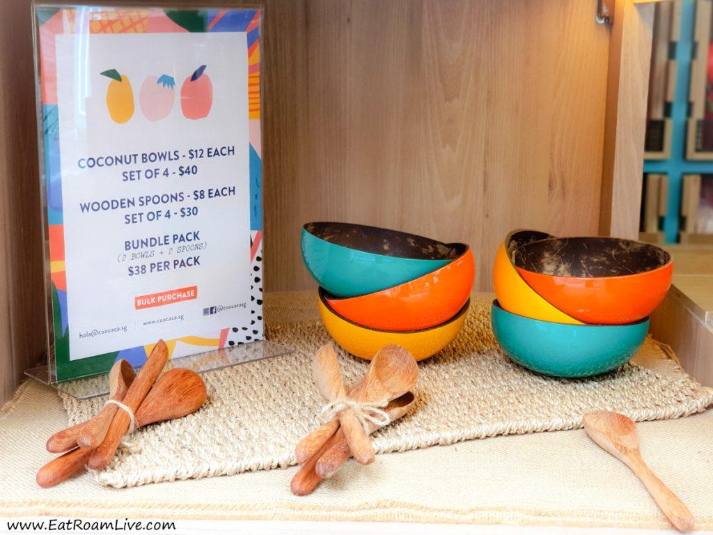 Coocaca's Acai Bowls Singapore