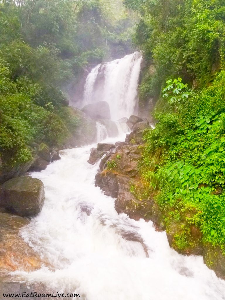 Waterfall, Sri Lanka with Kids Itinerary