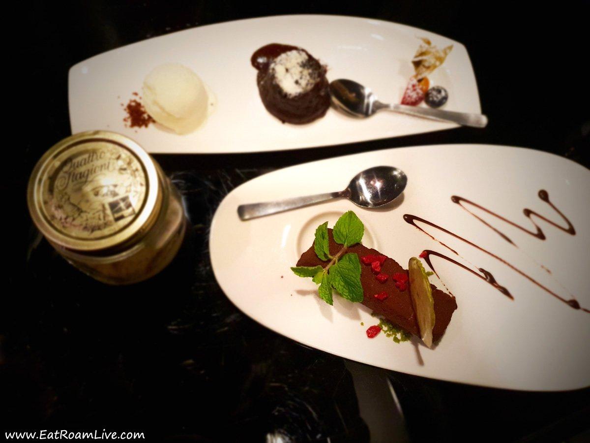 Vegetarian Vegan Dining at Joie by Dozo