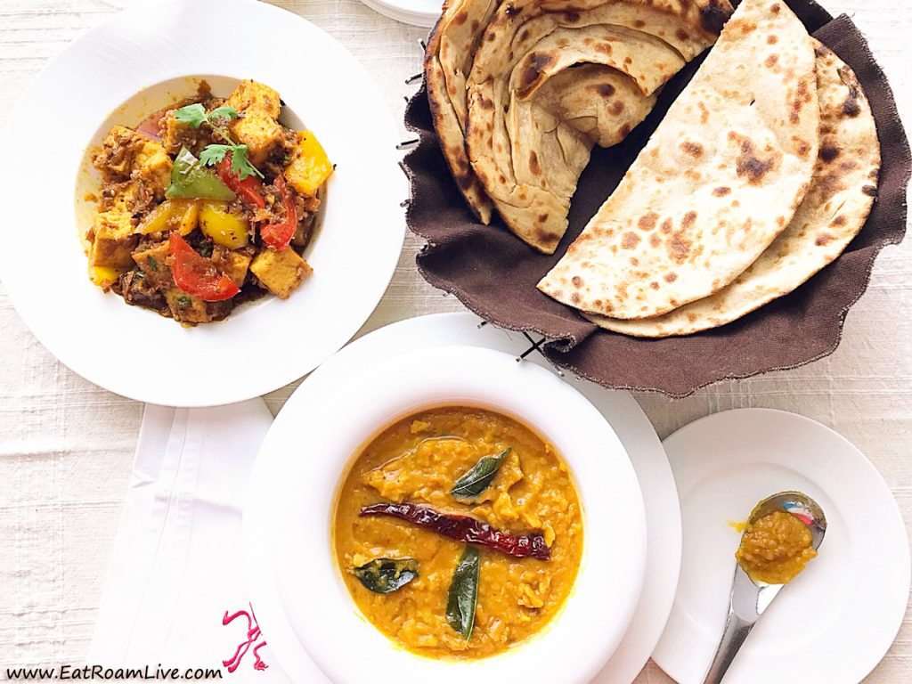 Mouth Watering Mains - Vegetarian Vegan Menu at Yantra