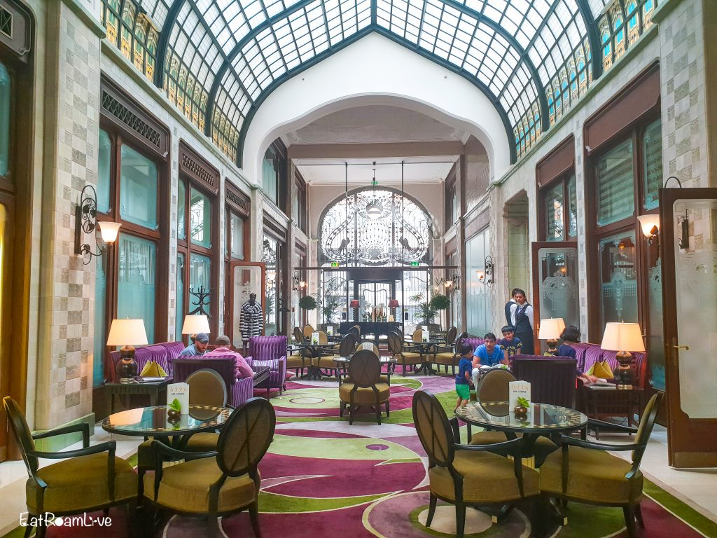 Four Seasons Gresham Palace, Budapest: The Bar & Lobby Lounge