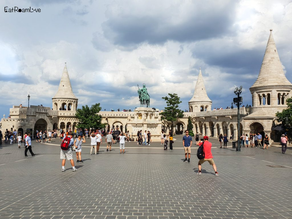 Fisherman's Bastion, Budapest with Kids (Itinerary & Things to Do)