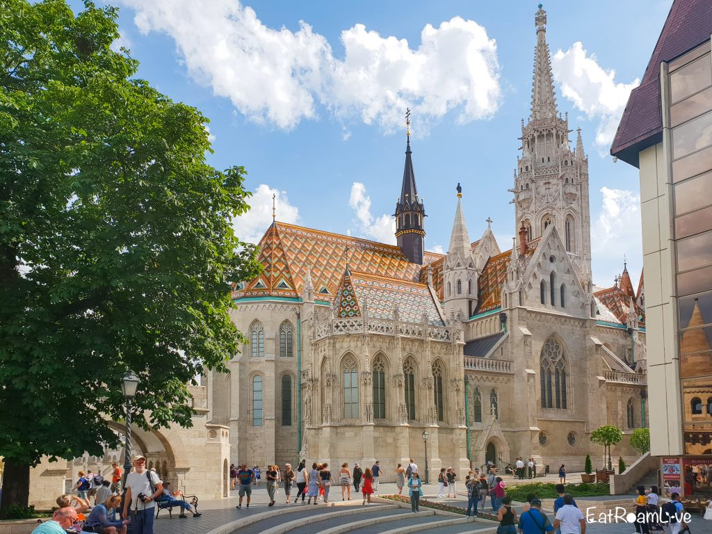 Matthias Church, Budapest with Kids (Itinerary & Things to Do)