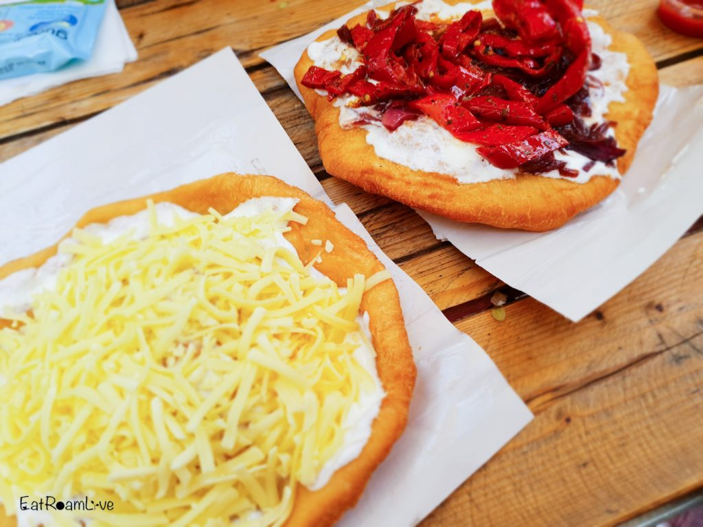 Langos: Budapest's Favourite Streetfood at Karavan, Budapest with Kids (Itinerary & Things to Do)