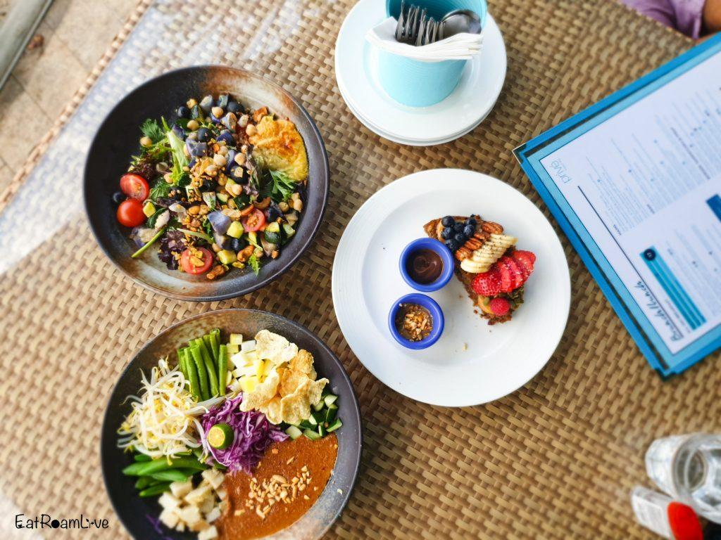 Prive Keppel Bay, Vegetarian and Vegan, Dining Review
