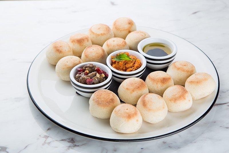 Dough Balls Doppio at Pizza Express Jewel Changi, vegetarian & vegan dining