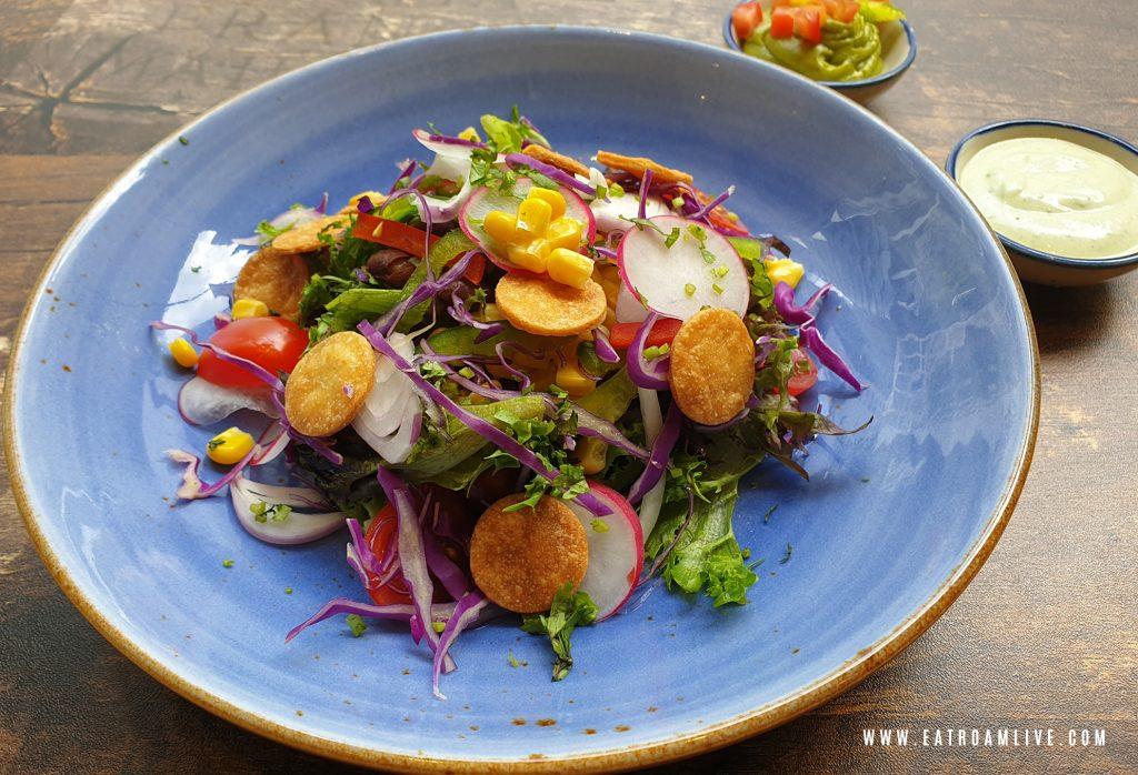 Cuba Libre Mexicana Salad