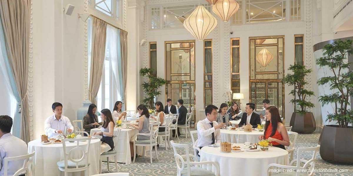 Jade Restaurant Singapore