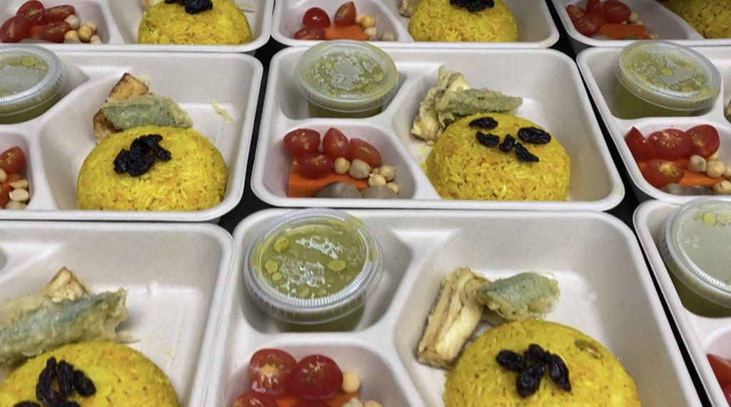 COVID - Meals for Healthcare Workers