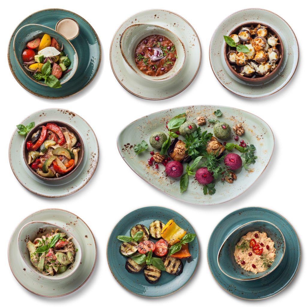 Food Delivery Singapore during circuit Breaker: Vegetarian, Vegan options