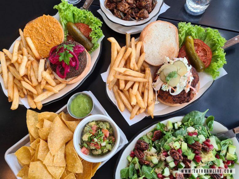 Vegan Food at Black Tap Singapore: Review